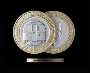 B&O_Β£2 Coin black_Royal Mint